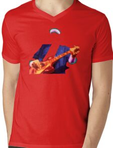 Dire Straits Mens V-Neck T-Shirt