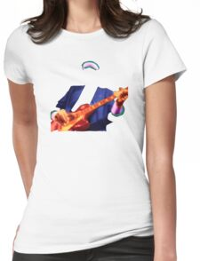 Dire Straits Womens Fitted T-Shirt