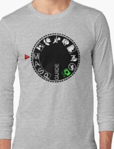 Manual Mode Long Sleeve T-Shirt