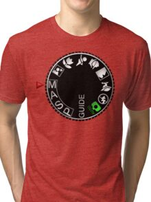 Manual Mode Tri-blend T-Shirt