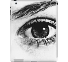 Eye. iPad Case/Skin