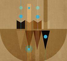 Geometric/Abstract 10 by Viviana Gonzalez