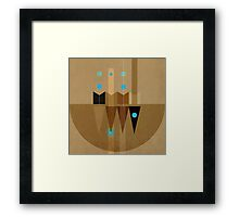 Geometric/Abstract 10 Framed Print