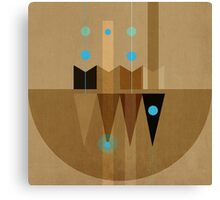 Geometric/Abstract 10 Canvas Print