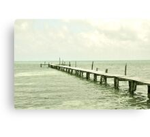 Destination undetermined at this time... Canvas Print