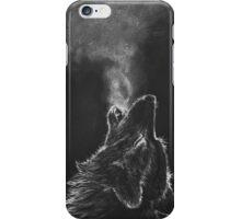 Wolf Breath iPhone Case/Skin