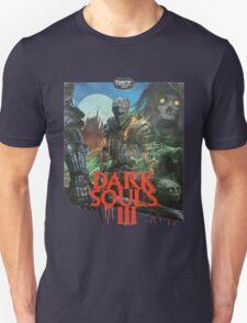 Old Trailer Dark Souls III T-Shirt