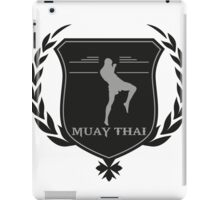 Muay Thai iPad Case/Skin