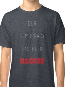 Mr Robot - Hacked Classic T-Shirt