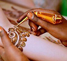 Mehendi For the Bride by Valerie Rosen