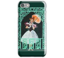 Tightrope Walk - The Haunted Mansion iPhone Case/Skin