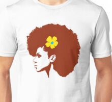 The Yellow Flower  Unisex T-Shirt
