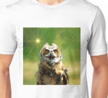 Twinkle twinkle little owl Unisex T-Shirt