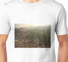 View over Hampi Unisex T-Shirt
