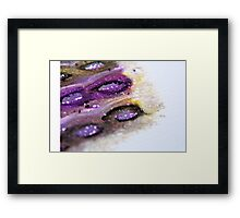 Pastel Galaxy  Framed Print