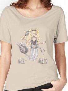 Mer-Maid Women's Relaxed Fit T-Shirt