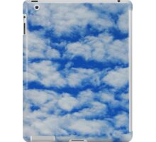 Altocumulus Clouds iPad Case/Skin