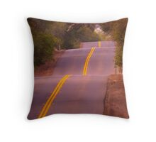 Up, down, up, down, up, down........................ Throw Pillow