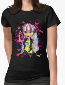 Melody Piper Womens Fitted T-Shirt
