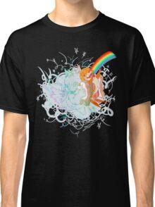 I Am Loved ( fish sandwich ) Black T-Shirt Classic T-Shirt