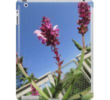 Salvia iPad Case/Skin