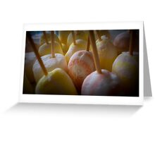 Marshmallow  Greeting Card
