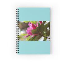 Azalea blossom Spiral Notebook