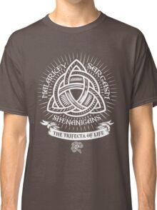 Malarkey - Sarcasm - Shenanigans Classic T-Shirt