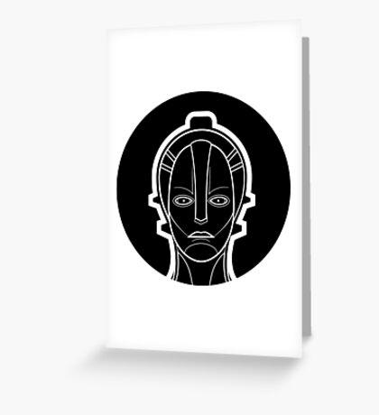 Futura Greeting Card