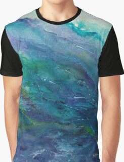 Lavender Hills Graphic T-Shirt