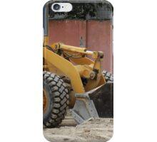 Heavy Construction Equipment iPhone Case/Skin