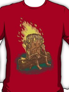 Bad Day Log T-Shirt