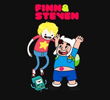 Adventure Time Finn & Steven Unisex T-Shirt