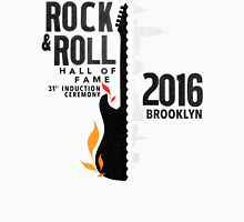 Rock Hall 2016 Rock & Roll Hall of Fame Unisex T-Shirt
