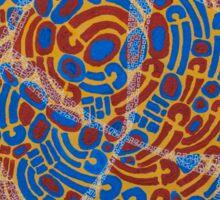 Tribal Community Partnership Sticker