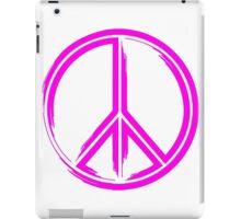 Peace, Homie. iPad Case/Skin