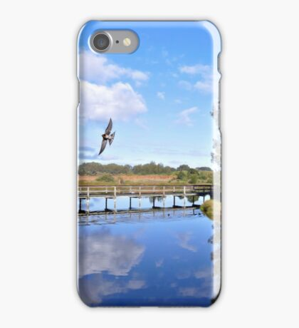 Flying Free iPhone Case/Skin