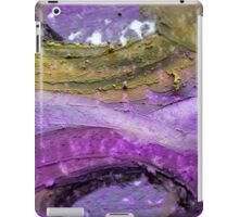 Purple Ways iPad Case/Skin