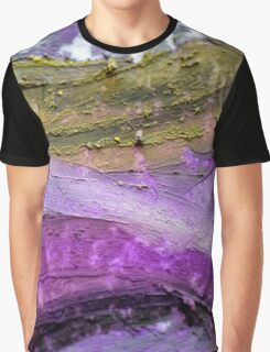 Purple Ways Graphic T-Shirt