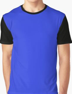 Palatinate Blue  Graphic T-Shirt