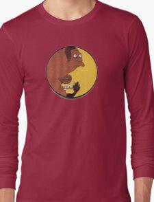 Carl and Lenny Long Sleeve T-Shirt