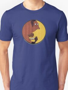 Carl and Lenny Unisex T-Shirt
