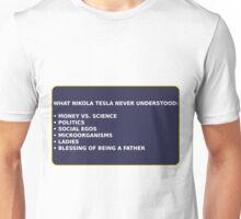 Science - Tesla Unisex T-Shirt