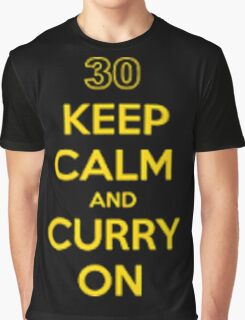 curry on! Graphic T-Shirt