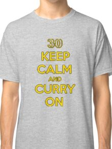 curry on! Classic T-Shirt