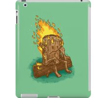Bad Day Log iPad Case/Skin