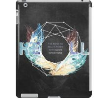 Good Intentions iPad Case/Skin