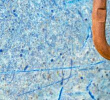 Rusty Link Sticker
