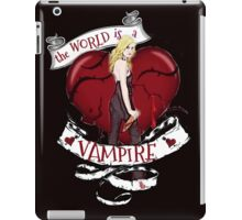 Buffy With Butterfly Wings iPad Case/Skin