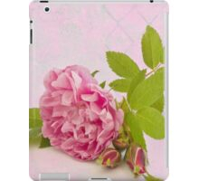 Hansa Rose And Buds  iPad Case/Skin